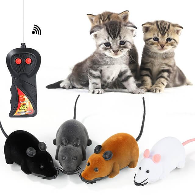 Chuột đồ chơi cho mèo