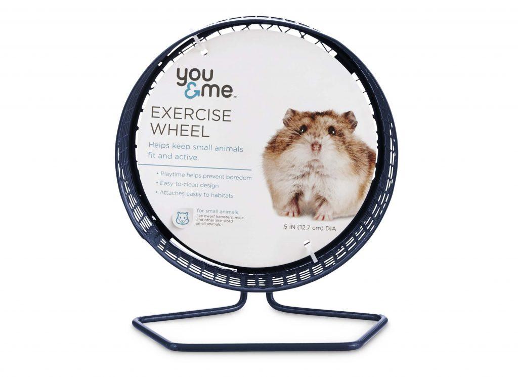 Bánh xe tập thể dục cho hamster